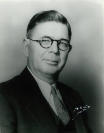 Robert T. Jones Gubernatorial term 1939 to 1941