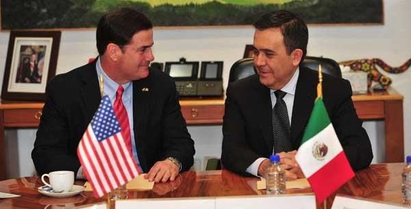 Governor Visits Mexico