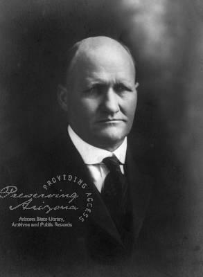 Benjamin B. Moeur Gubernatorial term 1933-1937