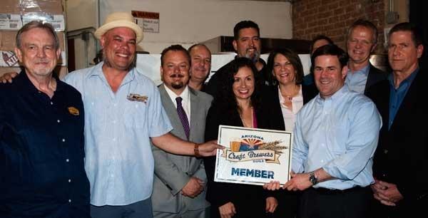 Arizona Beer Bill Signing