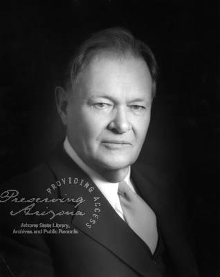 Rawghlie C. Stanford Gubernatorial term 1937-1939