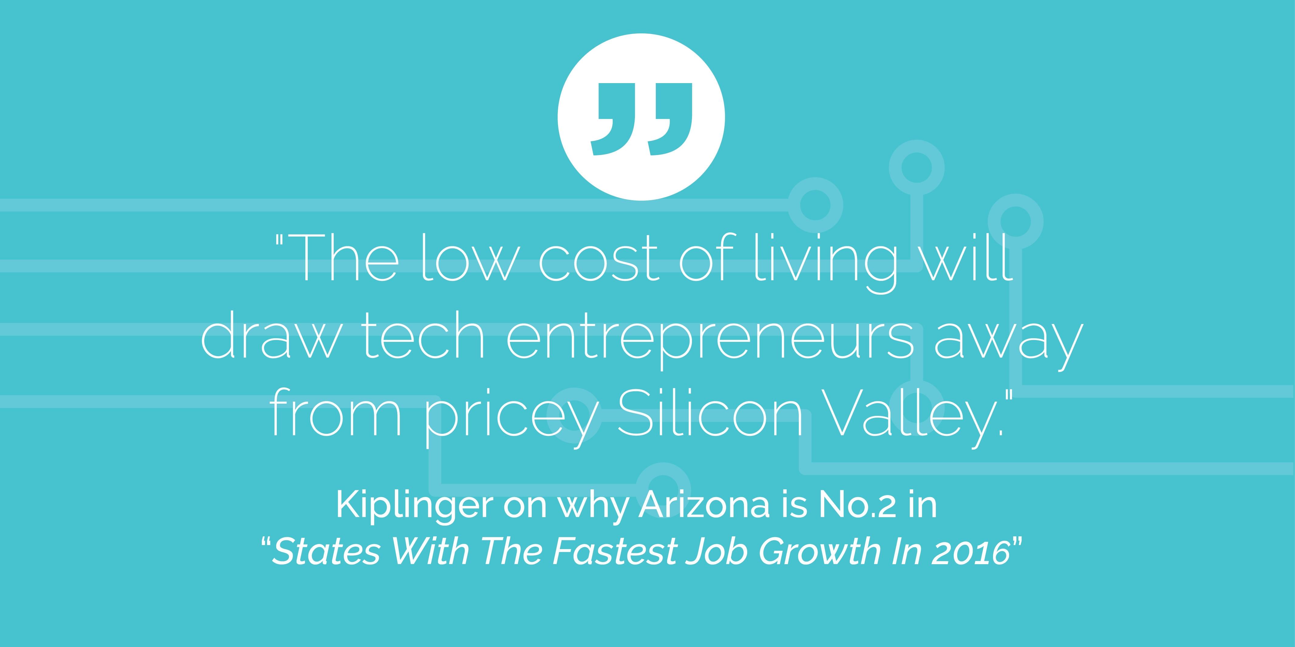 Arizona's Economy Is On The Rise   Office of the Arizona