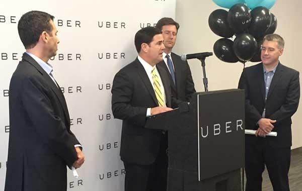 Uber Center Opening