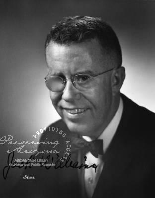 John R. Williams Gubernatorial term 1967-1975